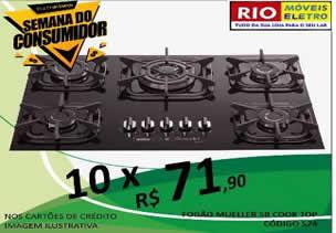 Campanha Rio Moveis Consumidor