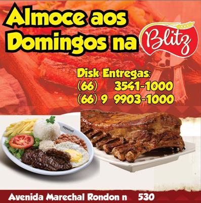 Blitz Domingo